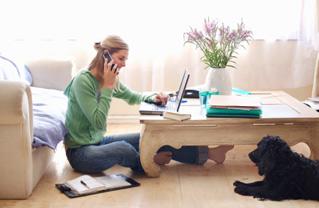 Trabajar desde casa: 4 aplicaciones para aumentar la productividad