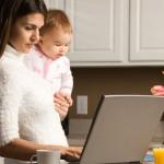 """Trabajar desde Casa: El Fenomeno de las """"Madres Blogueras"""""""