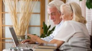 Trabajar desde casa adulto mayor