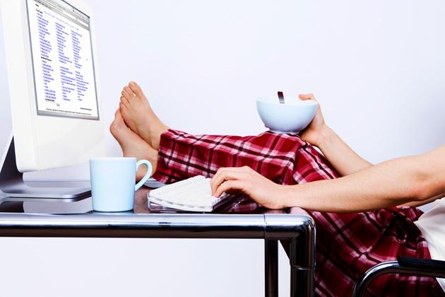 Trabajar desde casa: ¿eres el indicado para hacerlo?