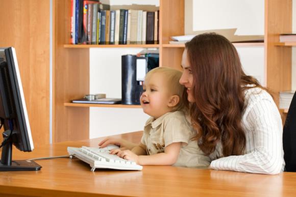 8 tips para trabajar desde casa si eres Madre