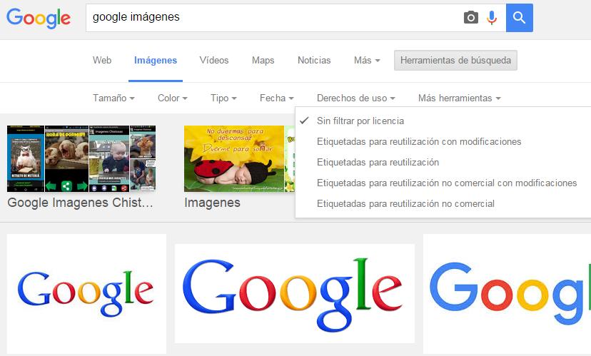 imagenes libres de derecho google