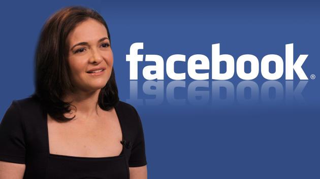 ¿Quién es Sheryl Sandberg?