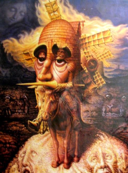 5 enseñanzas de Don Quijote para los teletrabajadores