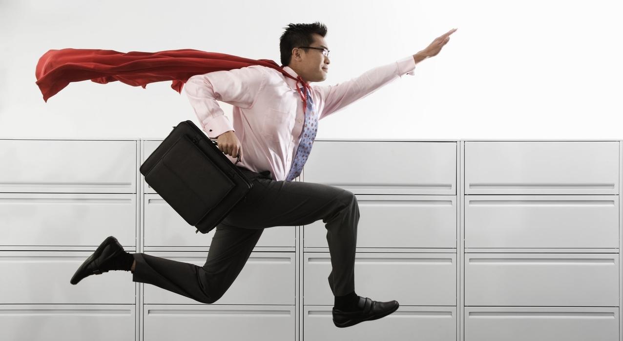 ¿Te sientes Superman o lo Miras por la Tele? Depende de tu zona de confort