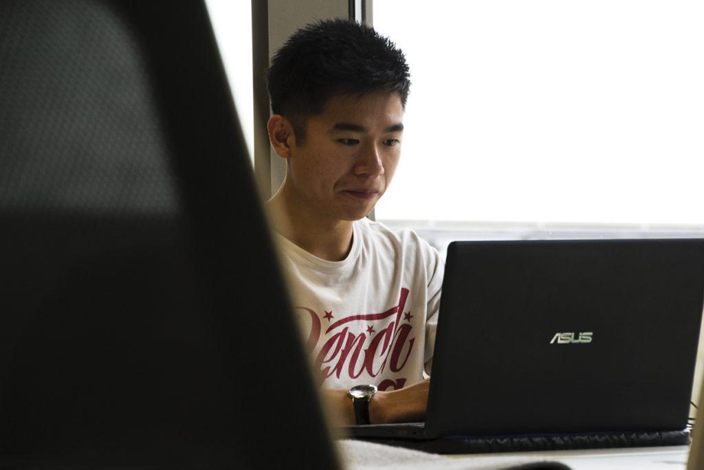 Trabajo para jóvenes. Internet, vida y trabajo.