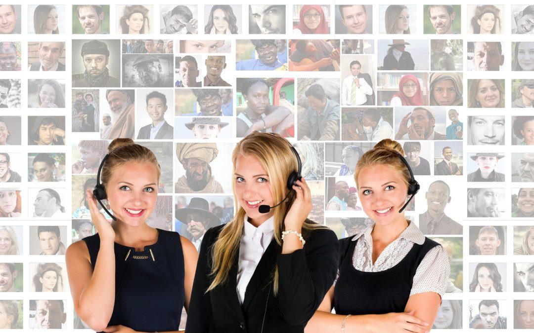 ¿Trabajaste como recepcionista o asistente? Ahora puedes hacerlo desde casa.