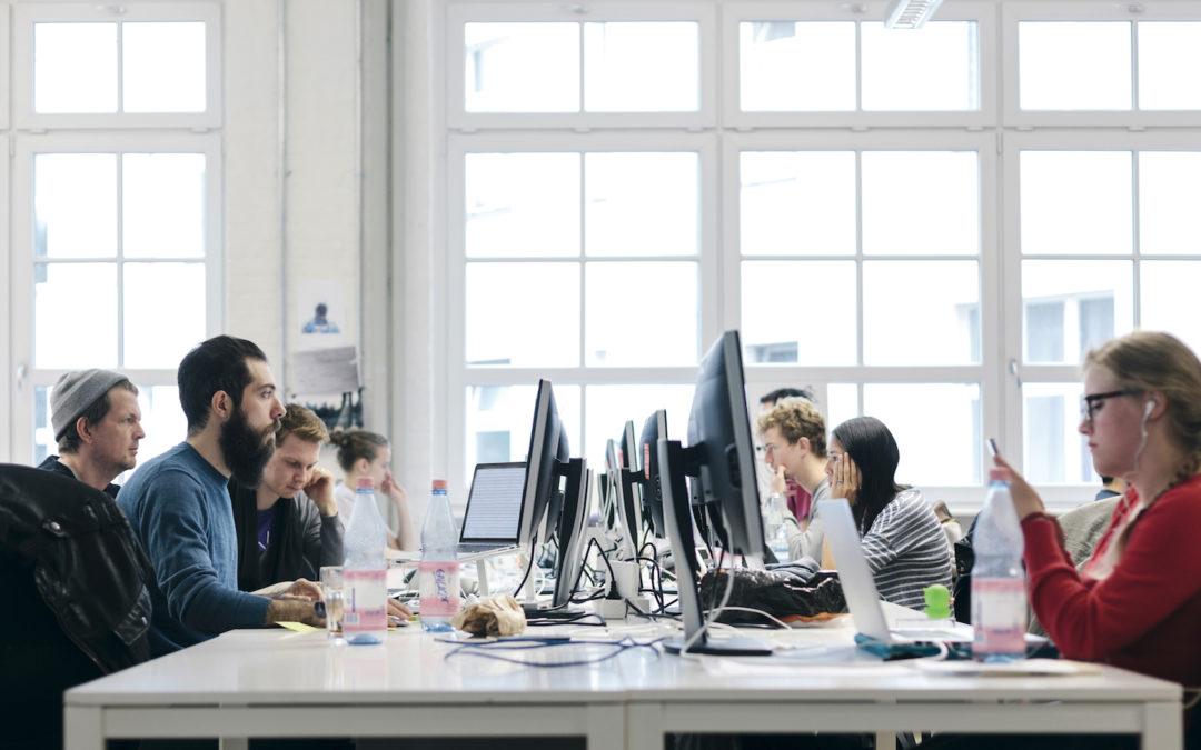 ¿Por qué la gente se concentra cada vez menos en las oficinas?